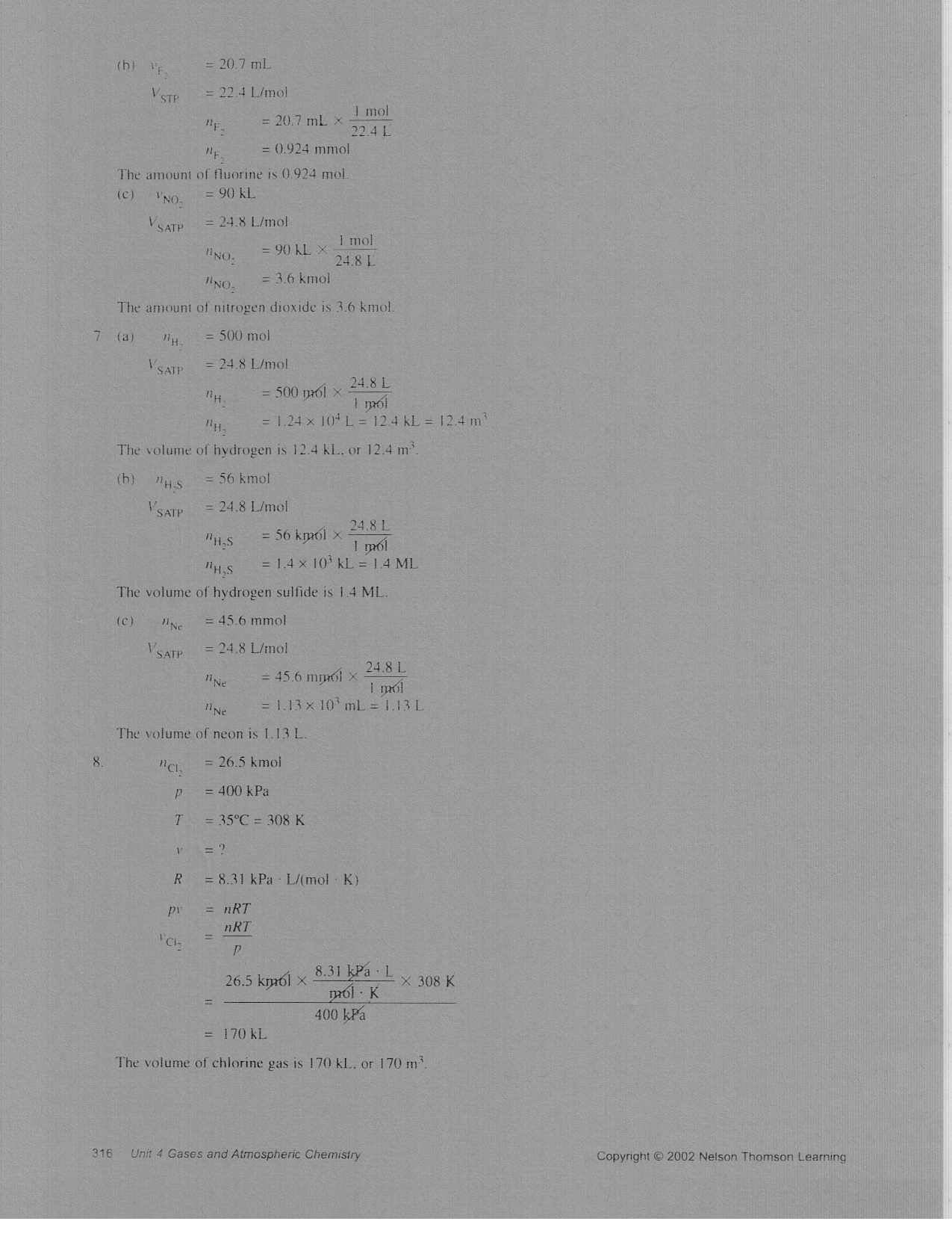 Mathball Grade 11 Chemistry Sem 1 12 13